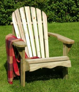 The Lily Relax Single Seat is a practical, generous high back armchair that will give many years of outdoor use.