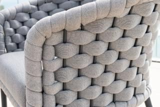 Cordial Luxe Light Grey Weave