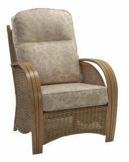 If you are looking for a traditional armchair, then look no further than the Manila Range.
