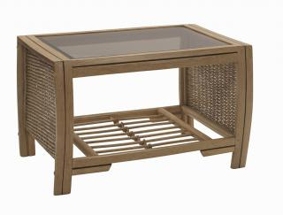 The traditional Manila Coffee Table is a great accessory in complimenting the Hartford Conservatory Range.