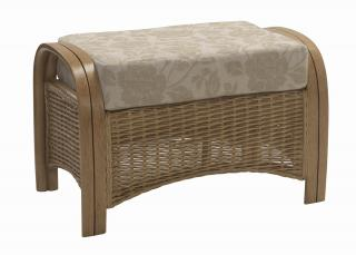 If you are looking for a traditional footstool, then look no further than the Manila Range.