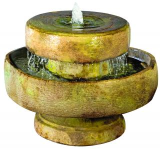 A fully self contained water feature with a simple but striking design. Exclusive to Kelkay.