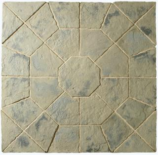 Minster Paving Octagon Rustic Sage 2.3m Patio Kit