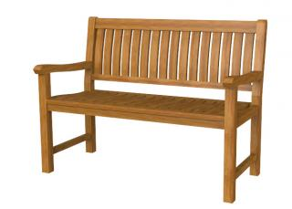 The Lambok 4ft Solid Teak Garden Bench has been manufactured from Solid Grade Teak and has been built to last a lifetime.