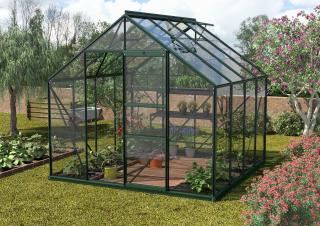 Vitavia Neptune 6700 Greenhouse in Green