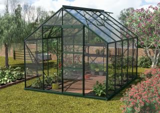Vitavia Neptune 8300 Greenhouse in Green