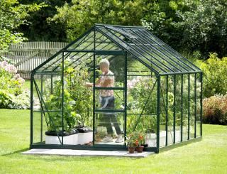 Vitavia Neptune 9900 Greenhouse in Green