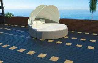 Westminster Code VDB104. Stylish daybed with cushion.
