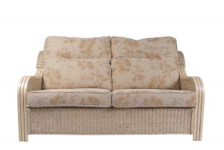 The exquisite Opera Three Seater Sofa would give interior decors a modern elegance.