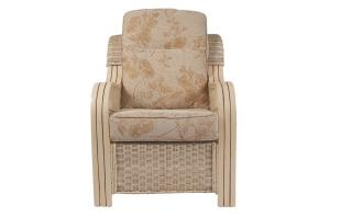 The stylish Opera Armchair would complement both traditional and contemporary decor.