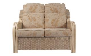 The exquisite Opera Two Seater Sofa would give interior decors a modern elegance.
