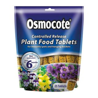 Scotts Osmocote Controlled Release Plant Food Tablets