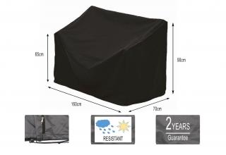 This cover will give protection throughout the year for your 5ft Garden Bench Cover or 3 Seater Garden Bench Cover