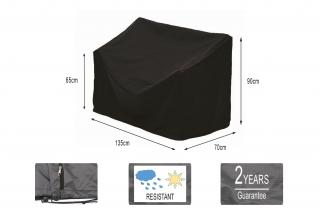This cover will give protection throughout the year for your 4ft Bench Cover or 2 Seater Garden Bench cover.
