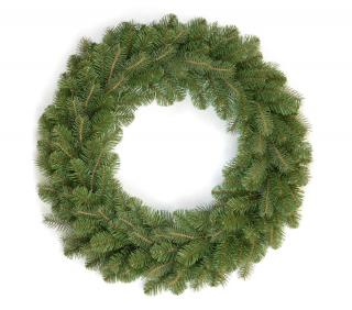 2ft Bayberry Spruce Feel-Real Artificial Christmas Wreath