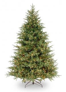 This Feel-Real 6.5ft pre-lit fir comes with Memory-Shape, PowerConnect & Music Match technology. FREE Gift included when you buy online.