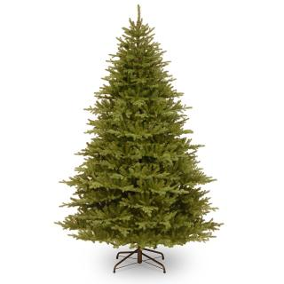 A magnificent 8ft fir with a PE/PVC mix of branches with memory-shape technology for a quick display. FREE Gift included when you buy online.