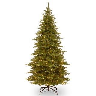 This slim 7ft pre-lit fir with Music Match is easy to set up with its Memory-Shape & PowerConnect technology. FREE Gift included when you buy online.
