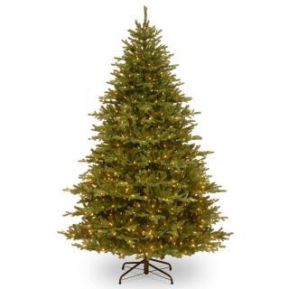 This Feel-Real 6ft pre-lit fir has an advanced range of features - Memory-Shape, PowerConnect & Music Match systems. FREE Gift included when you buy online.