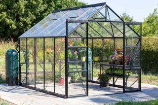 Vitavia Phoenix 8300 Greenhouse in Black