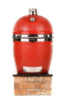 The Kamado Pro Joe is perfect for professionals, large families or entertaining a crowd.
