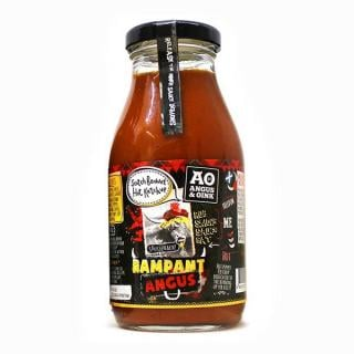 This sauce is amazing with sausages, on hamburgers or in a cheese sandwich!