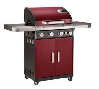 The Landmann Rexon PTS 4.1 Burner Gas BBQ is practical & fantastic value for money.