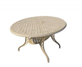 This Rome 167cm Elliptical Table is totally maintenance and rust free. Code ATEL6.