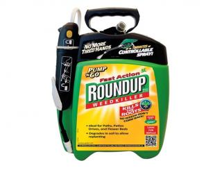 Scotts Roundup Pump & Go 5ltr