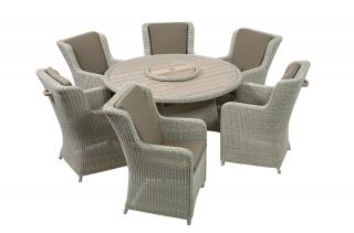 LIFE Outdoor Living Royal 6 Seat Set