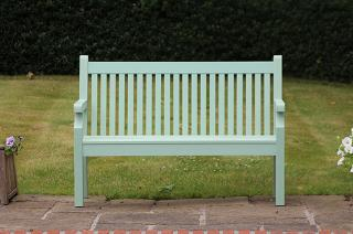 This fantastically priced two seater bench would not be out of place in any garden, terrace, parks and recreational area.