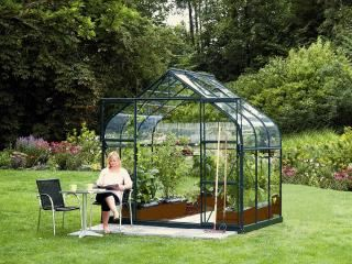 Vitavia Saturn 5000 Greenhouse in Green