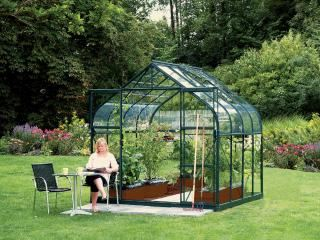Vitavia Saturn 6700 Greenhouse in Green