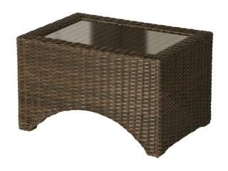 Barlow Tyrie Savannah Sun Lounger Side Table