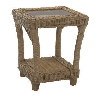 The beautiful Lamp Table is a great accessory in complimenting the Seville Conservatory Range.