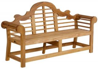 Barlow Tyrie 6ft Sissinghurst Teak Bench