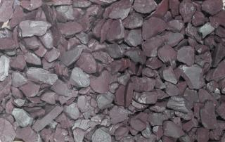 Kelkay Plum Slate Chippings 20mm Bulk Bag Aggregate
