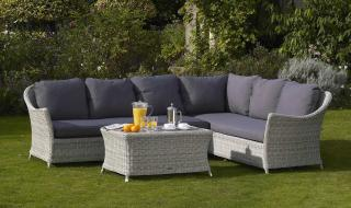 The stylish Monterey Modular Sofa Suite is just the ticket for winding down with after a long day.