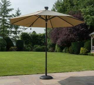 Norfolk Leisure Solar Auto Parasol
