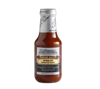 This blend of apricots with tomato is excellent on pork tenderloin, ribs, chicken and turkey.