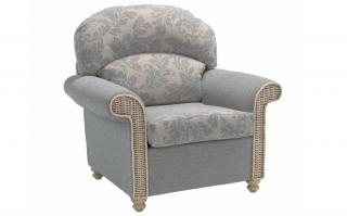 The sophisticated Stamford Armchair would make the ideal addition to a conservatory or family room.