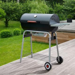 The Landmann Taurus 660 Charcoal Barbeque is fantastic for those who have great social gatherings.