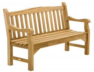 The Bibury Bench is great, solid bench that would be great in recreational areas, gardens and patios. Bramblecrest Code TBPK2-COC.