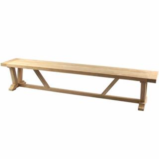 Why not relax in the sunshine with the Kuta Teak Bench Bramblecrest Code TBRC1.