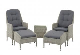 Bramblecrest Tetbury Recliner in Cloud