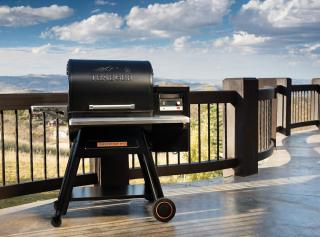 This is a state-of-the-art cooking system with a sophisticated WiFIRE controller for the perfect smoked or grilled food.