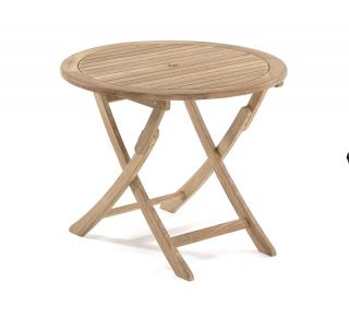 This practical table is great for terraces and small patios. Easy to store away this table will accommodate two to four people. Bramblecrest Code TTFD2-COC.