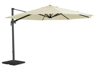 Alexander Rose Code UH35. An aluminium parasol available in a choice of colours.