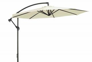 Alexander Rose Code UHP. An aluminium parasol available in a choice of colours.