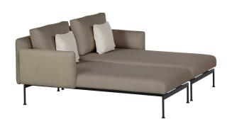 Barlow Tyrie Layout Double Lounger